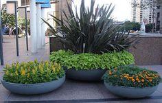Design Ideas: Patio garden planter ideas
