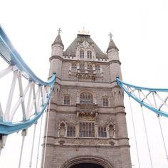 #  Audrey Leroy's Instagram: http://instagram.com/p/mITrqajb5K/  #instagram #towerbridge #london