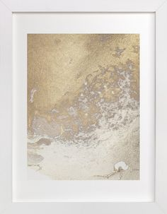 Aurum Sand No. 3 by Julia Contacessi at minted.com
