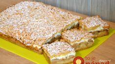 Sprawdź to, zjedz to! Vegetarian Recipes, Cooking Recipes, Apple Cake, Pumpkin Cheesecake, Nutella, Sweet Recipes, Bakery, Deserts, Good Food