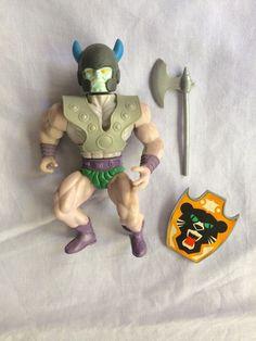 vintage 80s deevil galaxy warrior action figure sewco motu ko fighter excellent! from $37.91