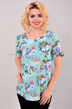 Блуза Г8880 Размеры: 42-48 Цена: 395 руб.  http://odezhda-m.ru/products/bluza-g8880  #одежда #женщинам #блузки #одеждамаркет