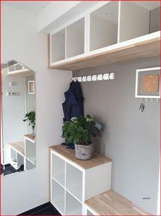 Ikea Kallax Hack, Kallax Shelf, Ikea Hack Bench, Ikea Shelf Hack, Ikea Hack Kitchen, Ikea Design, Diy Design, Design Ideas, Interior Design