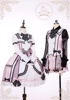 Precious Clove -Guard of Honour- Lolita Jumper Dress