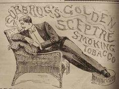 Vintage Surburg Tobaccoo Ad
