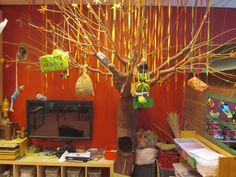 Sinterklaasboom 2014 Nutsschool Maastricht.