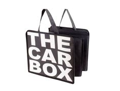 Si viajas a menudo en coche y tienes niños pequeños, te recomendamos un accesorio para mantener todo en orden. The Car Box es un organizador para el maletero fabricado en poliéster y muy práctico. ¡Os encantará! #IdeesDisseny