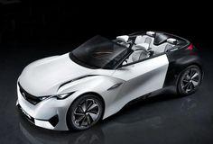 Concept-car Peugeot Fractal