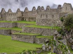 Machu Picu, Peru is a place where AJ mentioned that his family had visited at some point when he and Nola came back to Springfield.