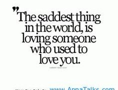 Sad Quotes About Loving Someone Who Doesnt Love You Back