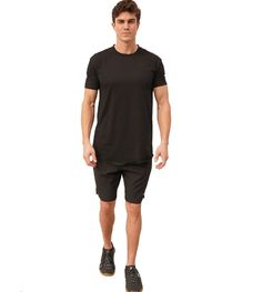 Once you check out the collection of men's shorts from Alanic US, you won't be able to refrain yourself from buying multiple at one go. So, visit the website now and place an order. Gym Shorts, Running Shorts, Mens Activewear, Sporty, Guys, Website, Mens Tops, Collection