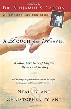 A Touch From Heaven: A Little Boy's Story of Surgery, Heaven and Healing by Neal Pylant http://www.amazon.com/dp/0768403278/ref=cm_sw_r_pi_dp_voPLwb19A9V9K