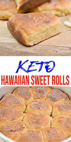 Low Carb Bread – Dinner Roll Idea – Quick & Easy Ketogenic Diet Recipe – Completely Keto Friendly – Gluten Free - Keto Recipes and Ideas - Sweet Free Keto Recipes, Ketogenic Recipes, Low Carb Recipes, Ketogenic Diet, Diet Recipes, Spinach Recipes, Shake Recipes, Quick Recipes, Shrimp Recipes
