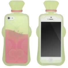 This Liche Candies Perfume Bottle Silicon Case for iPhone 5 preserves the accessibility of important functions for instant use.  http://www.icase-zone.com/liche-candies-perfume-bottle-silicon-case-for-iphone-5-p-542.html
