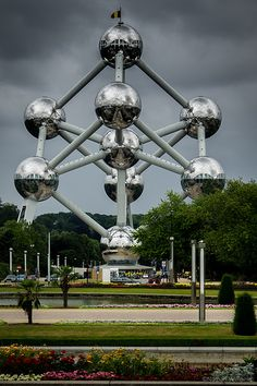 Atomium - Brussels - Belgiu | by Realms(Nathan Williams)