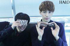 HALO 헤일로 Heecheon & Jaeyong