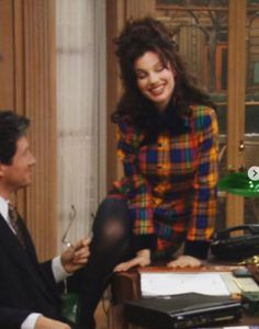What Fran Wore: Escada Margaretha Ley Suit Clueless Aesthetic, Aesthetic Fashion, Aesthetic Clothes, Nanny Show, Fran Fine The Nanny, Miss Fine, Fran Fine Outfits, Nanny Outfit, Fran Drescher