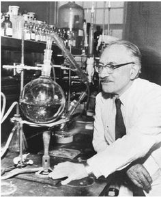 1943: A new antibiotic derived from soil bacteria radically changes how tuberculosis is treated. Pictured above, the American scientist Selman Waksman, who produced streptomycin, a relatively non-toxic antibiotic derived from a soil fungus. For more information, visit innovation.org