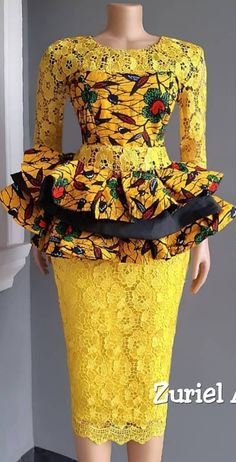 African Dresses For Kids, Latest African Fashion Dresses, African Print Dresses, African Print Fashion, African Wear, African Attire, Ankara Fashion, African Fashion Traditional, African Print Dress Designs