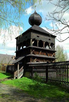 Wooden Church & Bell Tower in Europe, Prague