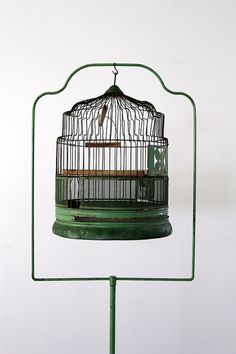i really want a antique bird cage for Aria's room and i want to paint it yellow