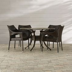 Found it at Joss & Main - 5-Piece Leila Patio Dining Set
