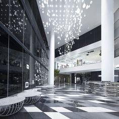 nendoがデザイン、バンコクの大型商業施設「Siam Discovery」の全面リニューアル計画 20枚目