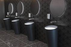 The Corian Ultraplane bathroom basin from CASF.