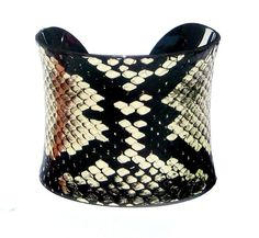 Snakeskin Cuff