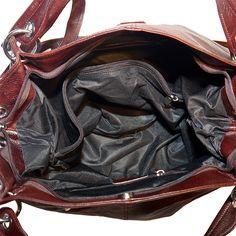 DC brun #skinnväska/leatherbag 849:- @ http://decult.se/store/products/dc-brun-skinnvaska