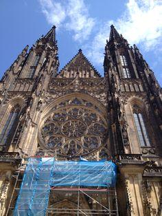 Under construction, Prague