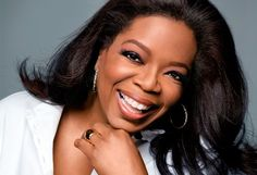 Oprah, amazing lady....always helping women in need...