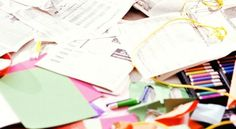 Stop Paper Clutter - Organizing and Filing Papers