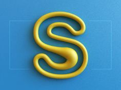 http://abduzeedo.com/motion-design-twisted-letters-experiments