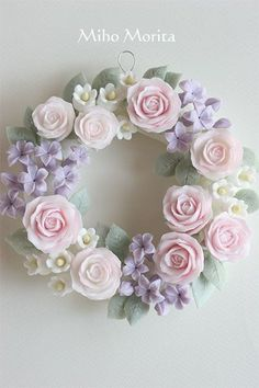(via wreath of soap carving | Soaps & Toiletries)