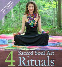 4 Sacred Soul Art Rituals - Free Event