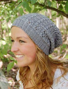 Kenmare Lace Hat pattern by Irishgirlieknits | Anzula Croquet