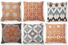 Ooooh Pillows