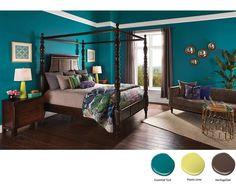 Las tendencias de color 2015 de BEHR® son combinaciones de colores de moda que traen equilibrio y armonía a cada espacio. Las cuatro colecciones son combinables entre si.
