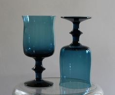 Boda Afors Goblets by Bertil Vallien | Collectors Weekly