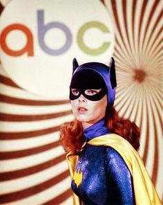 Yvonne Craig as Batgirl, 1960's