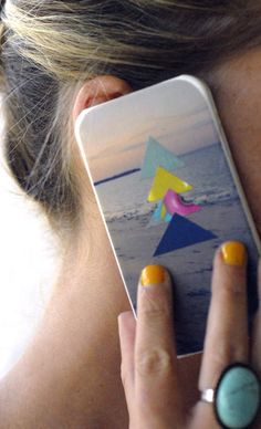 DIY: iPhone Cover Collage | Calypso Letters