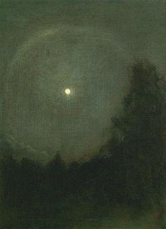 Henry Prellwitz, Moonlight Ring ca. 1910s-1920s