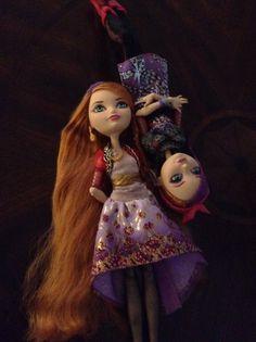 Holly and poppy o hair