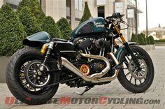 Kamome Sprinter Custom Harley-Davidson - Warr's Harley King's Road Customs at Salon Prive