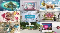 Channel A Network Branding 2015