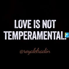 Love is understanding,  not because it sees the problem, but because it is patient enough to  learn the problem so that it may fix it.