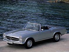 Mercedes Benz 280SL W113 1968-71