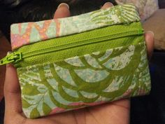 No sew pouch with just fabric and duct tape! Check out my board crafty to c hw to make it!