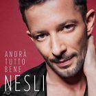 Da oggi disponibile..NESLI - ANDRA' TUTTO BENE -  CD NUOVO  DAL 12 FEBBRAIO SANREMO2015